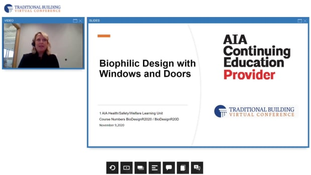 Biophilic Design with Windows and Doors
