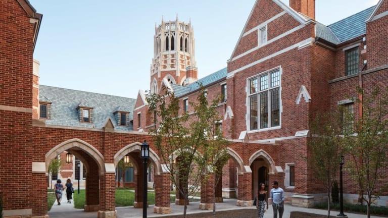 David M. Schwarz Architects & Hastings Architecture: E. Bronson Ingram Residential College