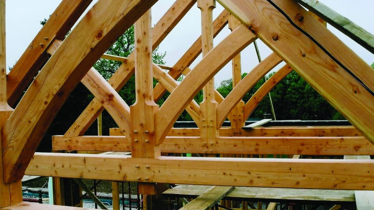 Timber Framing in America 1620-2020