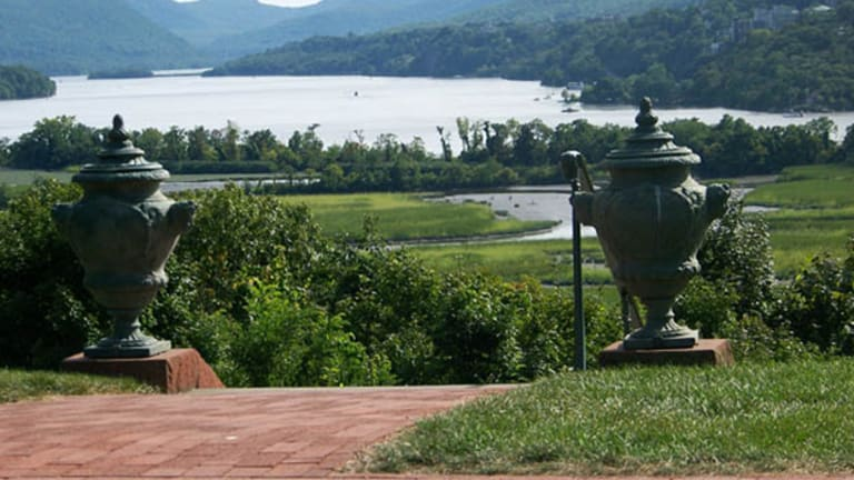 Boscobel on the Hudson River