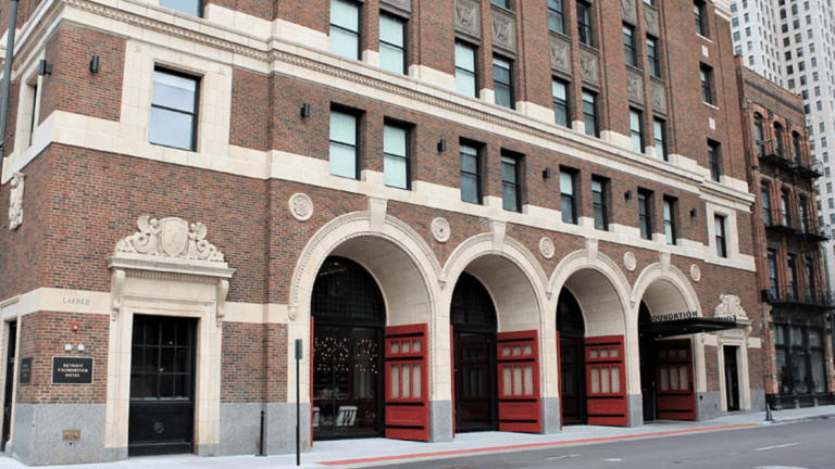 Commercial Historic Window Restoration and Replication