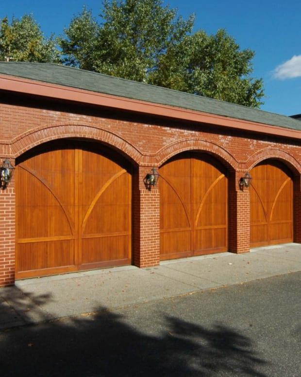Cambek™ Designer Doors Custom Carriage House Style Garage Doors