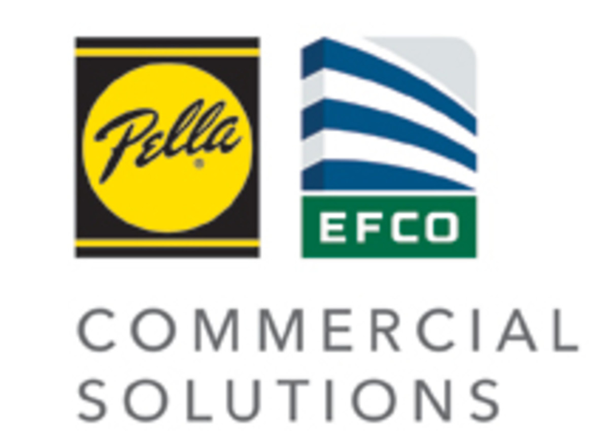 Pella Efco Commercial Solutions The Traditional Building