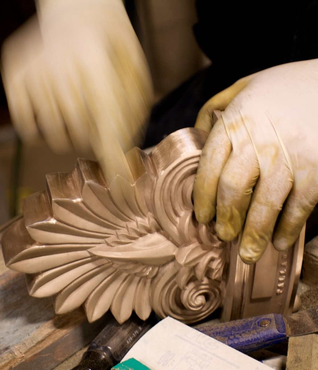 Historical Arts Hand Finishing