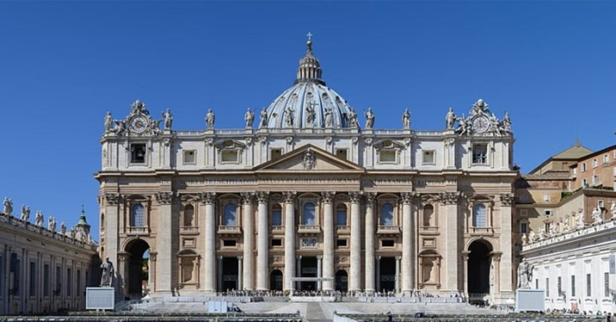 "Saint Peter's Basilica in Rome was described by Ralph Waldo Emerson as ""an ornament of the earth...the sublime of the beautiful."" --Beauty, Neuroscience and Architecture"