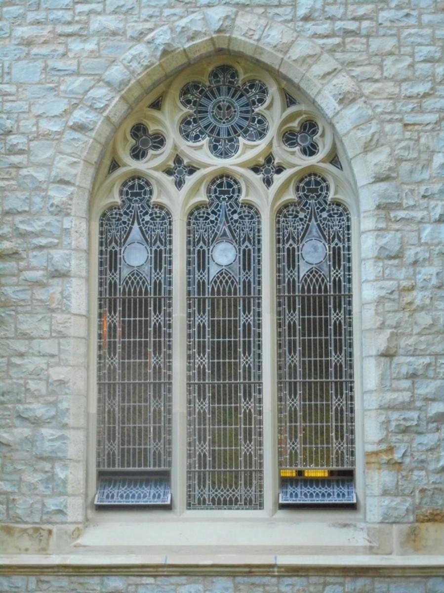 Slider Packer Memorial Church Lehigh University -