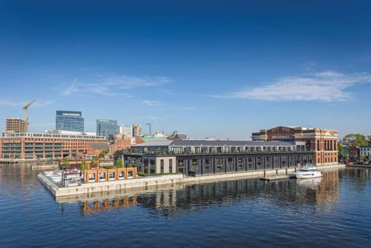 The Sagamore Pendry luxury hotel was adapted from a historic port of call for immigrants.Todd Harvey