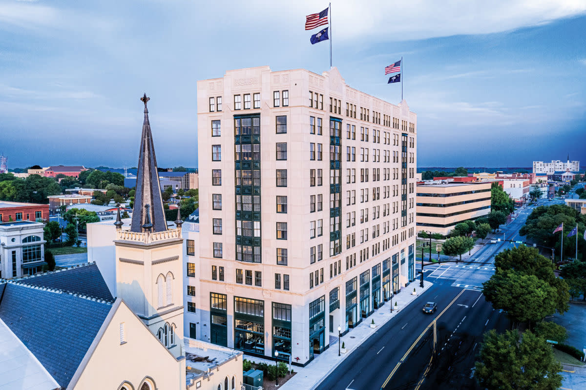 Montgomery Building, McMillan Pazdan Smith ArchitectureAndrew Cooke Photography