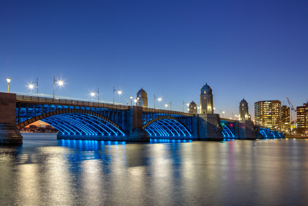 Longfellow Bridge Restoration, Rosales + PartnersundefinedDave Desroches