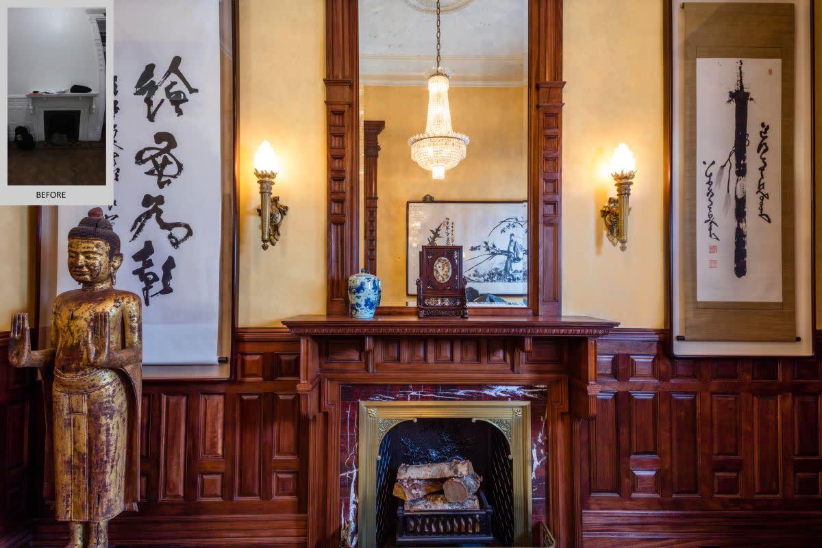 A Restored Home in the Osborne Apartments, Lichten Architects